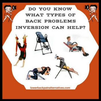 Inversion Tables For Back Pain