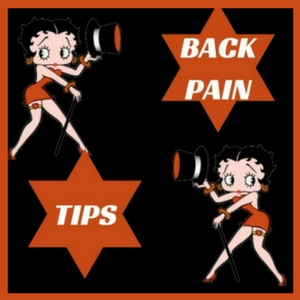 Lower Back Pain Tips