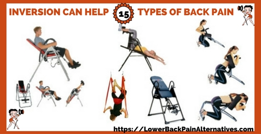 Inversion Tables For Back Pain Chronic Pain Relief