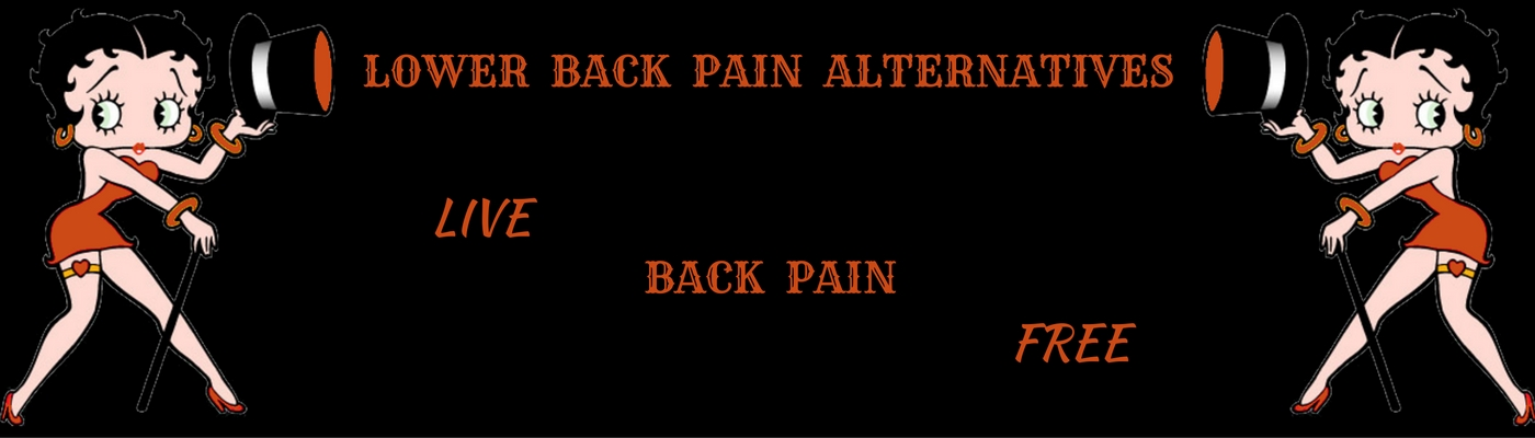Lower Back Pain Alternatives