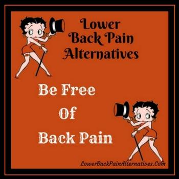 Lower Back Pain Alternatives