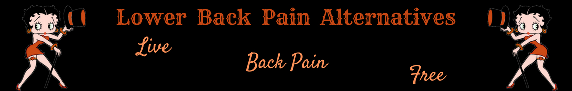 Relief For Lower Back Pain