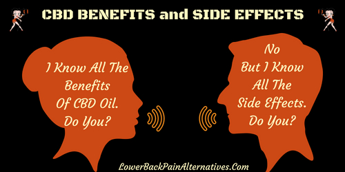 CBD Benefits And Side Effects