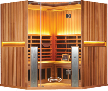Clearlight Sauna