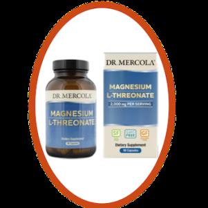 Dr Mercola magnesum bottle