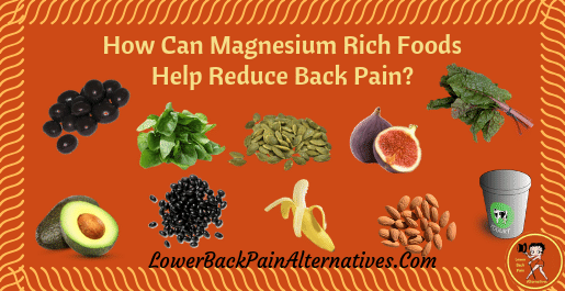 Magnesium Rich Foods List