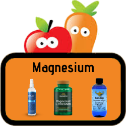 Types Magnesium Supploements